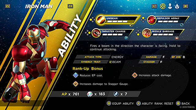 Marvel Ultimate Alliance 3 review - with medium power comes medium