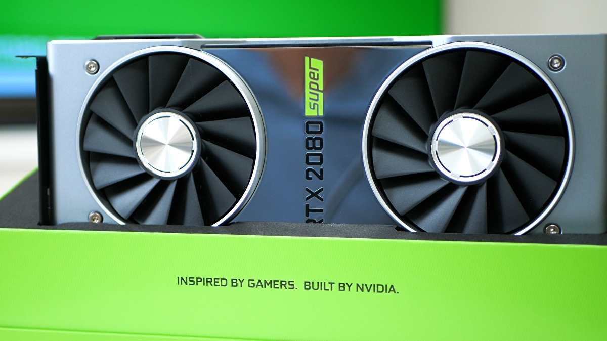 Nvidia GeForce RTX 2080 Super review: evolution, not