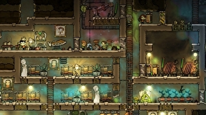 Oxygen Not Included Hydrogen Geyser