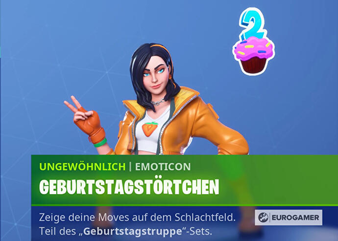 Fortnite_Emoticon_Geburtstagstoertchen_Season_9
