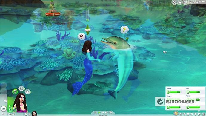 The Sims 4 Mermaids guide: How to become a Mermaid in the