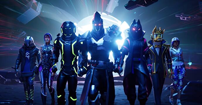 Fortnite Season 10 Battle Pass skins and map changes including