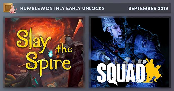 september_2019_humble_monthly_slay_the_spire_squad