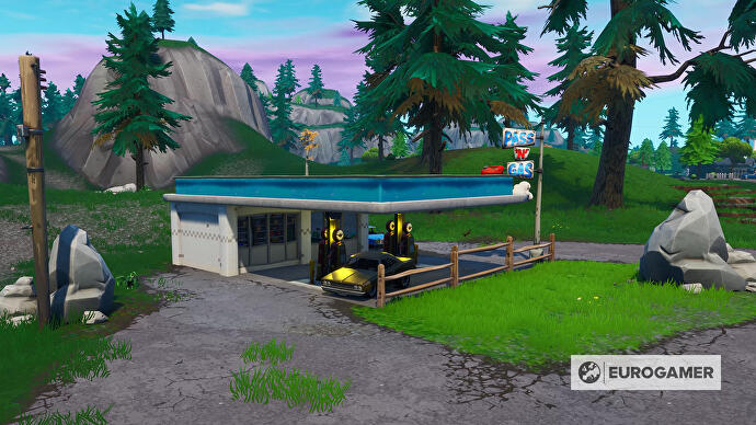 Fortnite_Season_10_Tankstelle_S_von_Pleasant_Park_Mission_Bunte_Ballerei