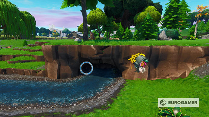 Fortnite_Season_10_Zurueckgelassene_Spraydose_in_Fatal_Fields_Mission_Bunte_Ballerei