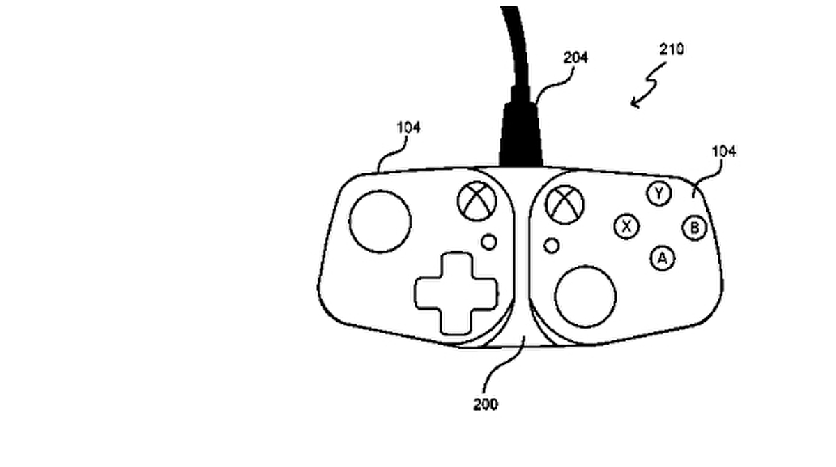 This Microsoft patent hints at plans to turn your smartphone into a handheld Xbox device • Eurogamer.net