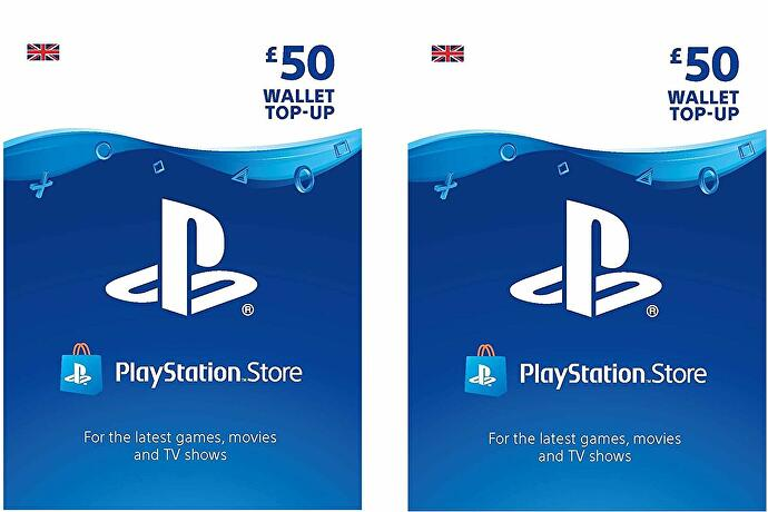Get free PSN credit when topping up your wallet at ShopTo