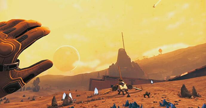 No Man's Sky patch notes: What's new in content update 2 0