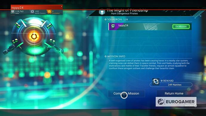 No Man's Sky multiplayer and Nexus lobby explained: how to