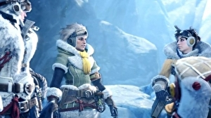 Gamescom 2019: Monster Hunter World, il nuovo trailer di Iceborn mostra un combattimento con Velkhana, il ...