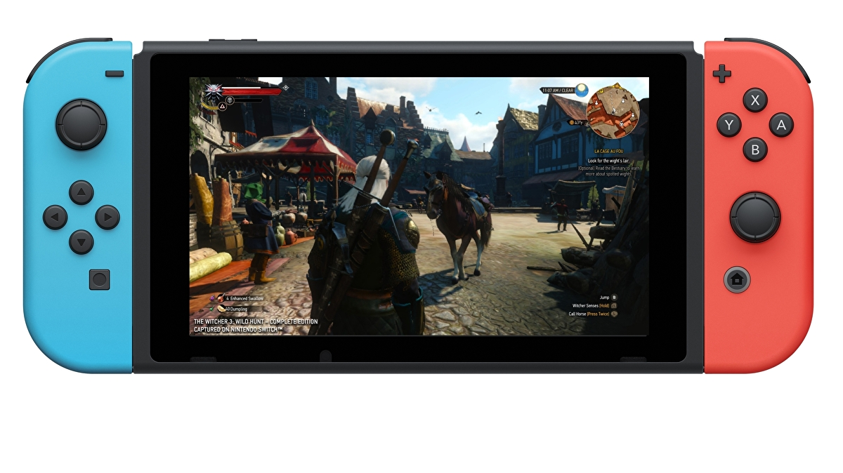 The new Nintendo Switch review: the updated Tegra X1 tested