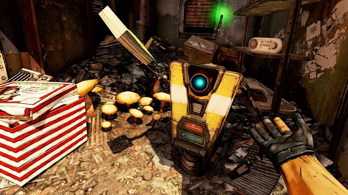 Borderlands 2 VR coming to PC this autumn, massive free PSVR