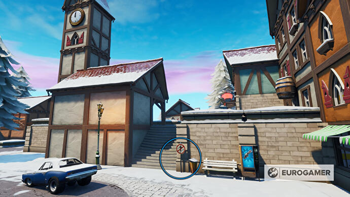 Fortnite_Season_10_Tanzverbotsschild_Happy_Hamlet_Mission_Boogie_Down_Woche_6