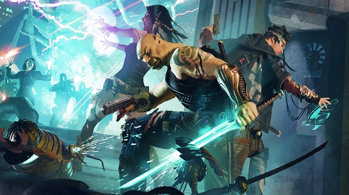 The Double-A Team: The glorious messiness of Shadowrun