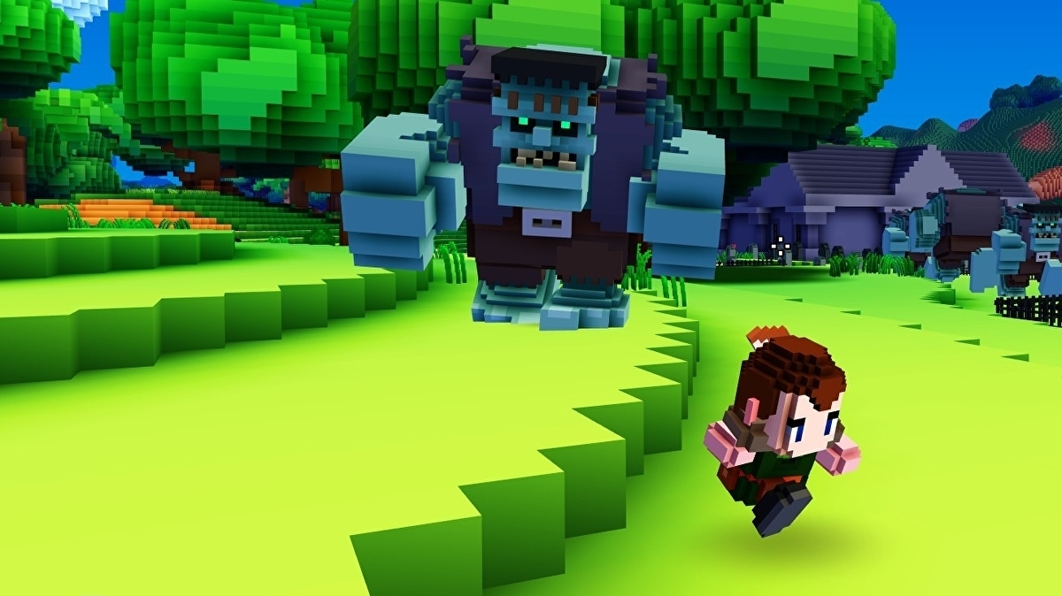 Six Years After Its Controversial Alpha Voxel Action Rpg Cube World Is Heading To Steam Eurogamer Net