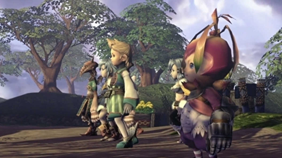 Play Final Fantasy: Crystal Chronicles without a GameCube-GBA cable in January