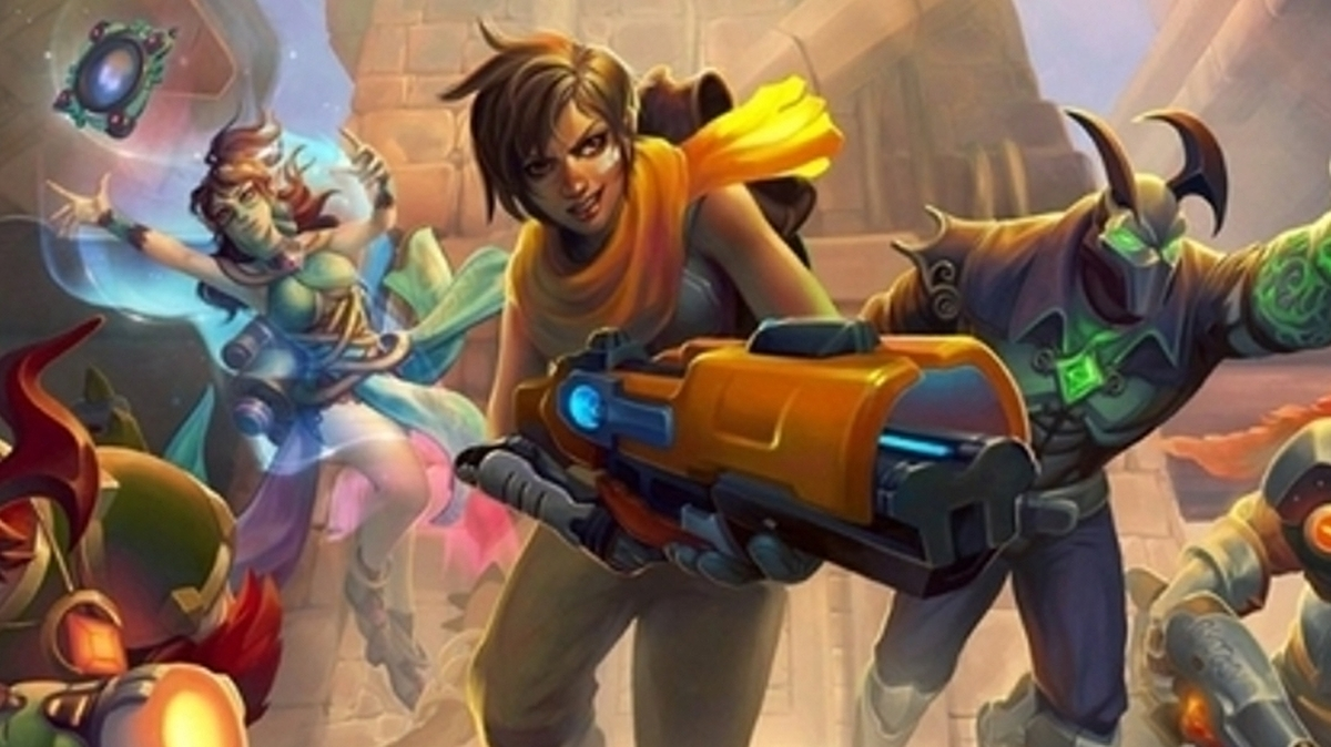 Paladins, Smite, Realm Royale all finally getting cross-play support on PS4