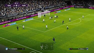 Pes 2020 Review A Brilliant Broken And Bizarre Game Of Football Eurogamer Net