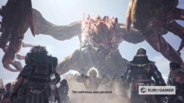 Monster Hunter World Shara Ishvalda Strategy Shara Ishvalda Weakness And How To Get Shara Ishvalda Tenderplate And Other Parts Explained Eurogamer Net Just need shara's roars and attacks to be edited into straight bass noises. monster hunter world shara ishvalda