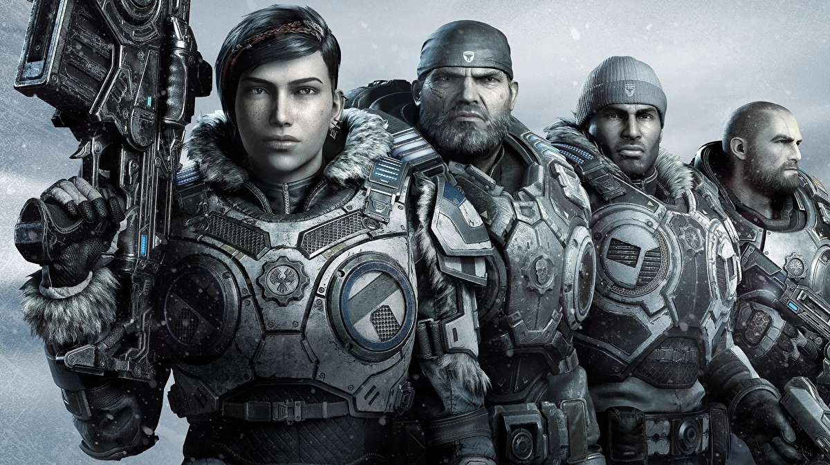 The making of Gears 5: how the Coalition hit 60fps - and improved visual quality