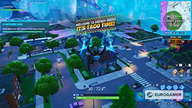 Rift Zone Fortnite Fortnite Rift Zone Locations Explained And The Best Different Rift Zones To Visit In The Same Match Route Eurogamer Net
