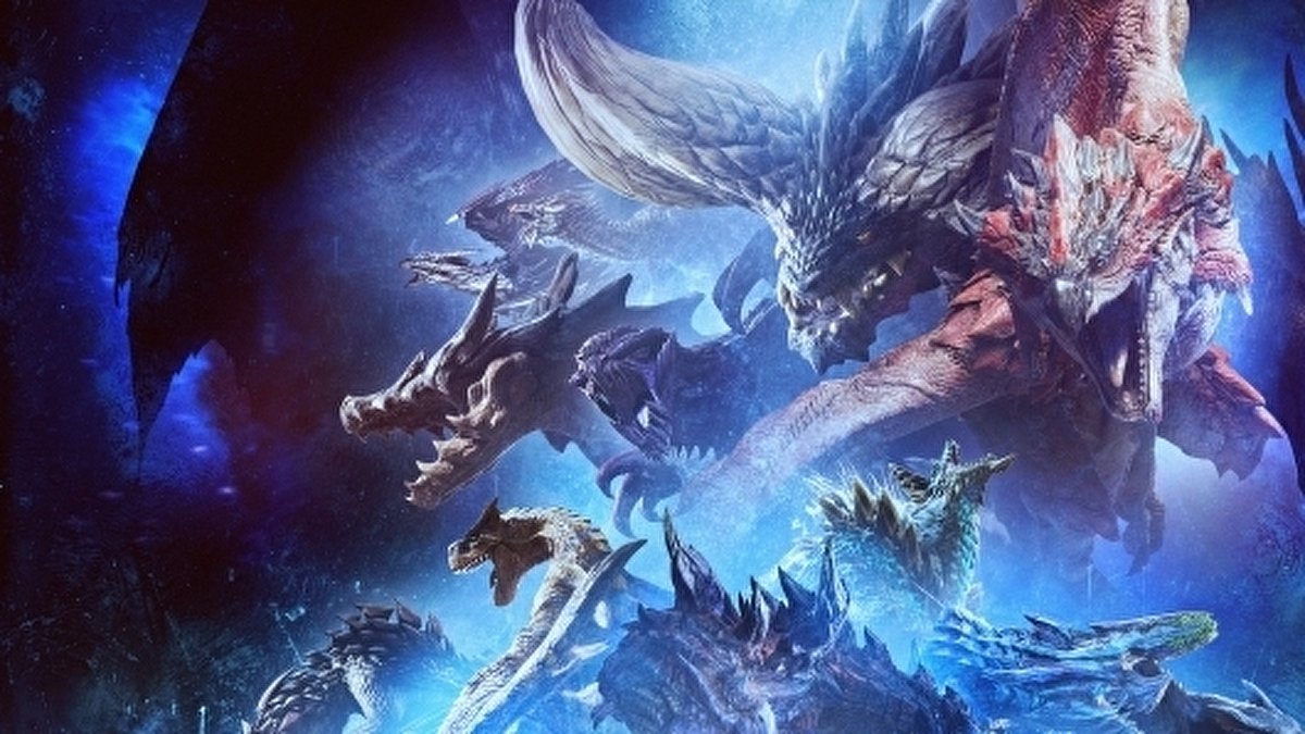 Here's what Capcom has planned for Monster Hunter World in the next few months