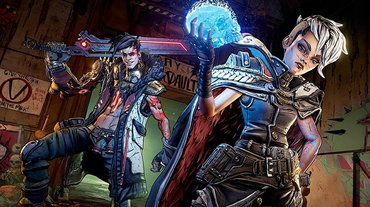 "Borderlands 3 is giving Gearbox its ""best numbers in Gearbox history"", says CEO Randy Pitchford"