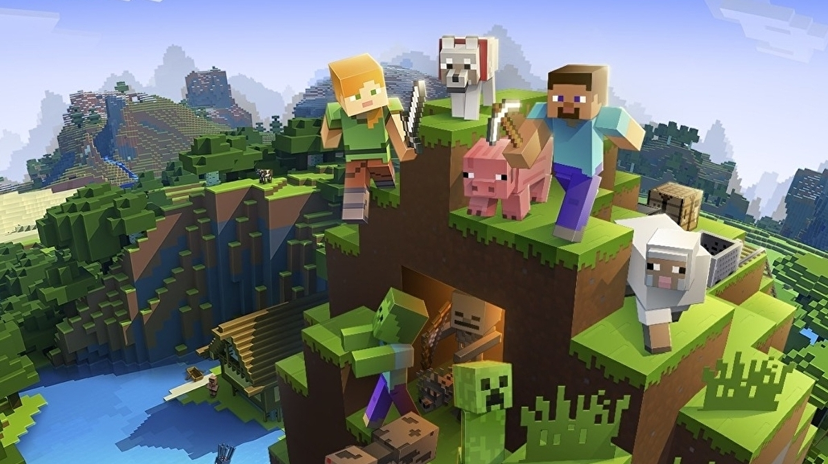 Minecraft has acquired another 20 million monthly players in the last year