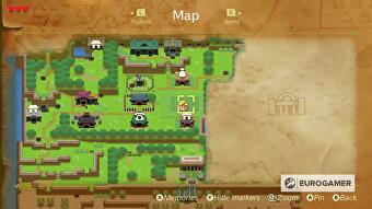 Zelda Link S Awakening Seashell Locations Where To Find