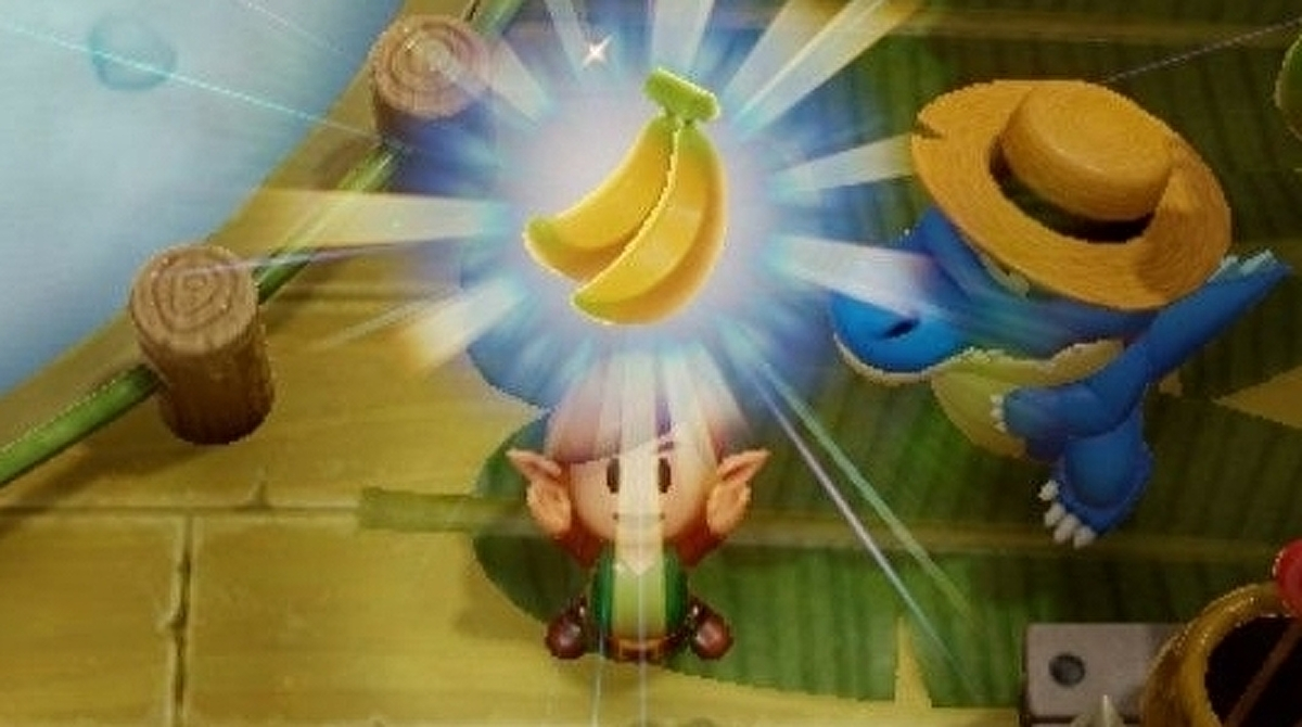 Zelda Link S Awakening Trading Sequence Quest Where To