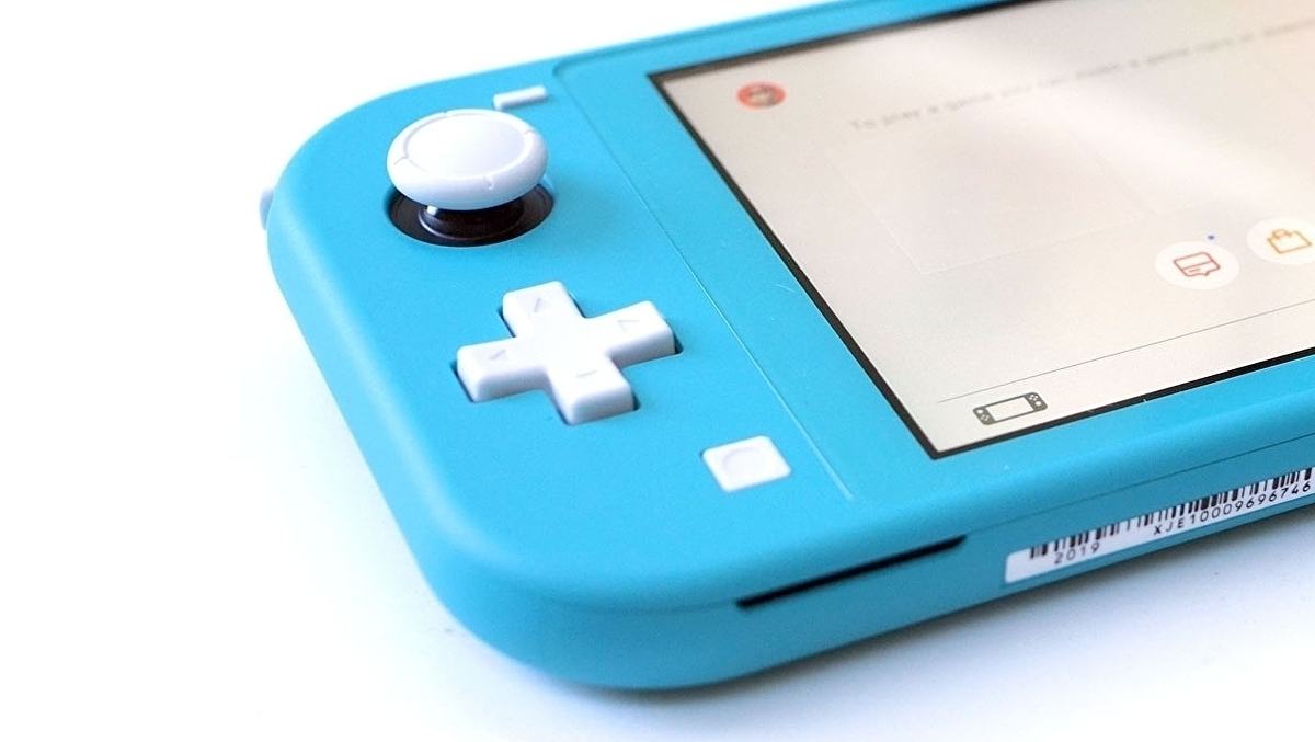 "The hardware needed to output Switch Lite to TV ""does not exist"" in the new console"