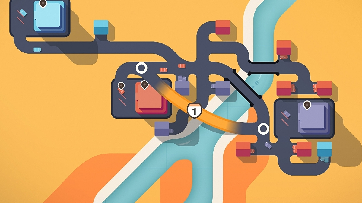 Mini Motorways is the gloriously organic sequel to Mini Metro