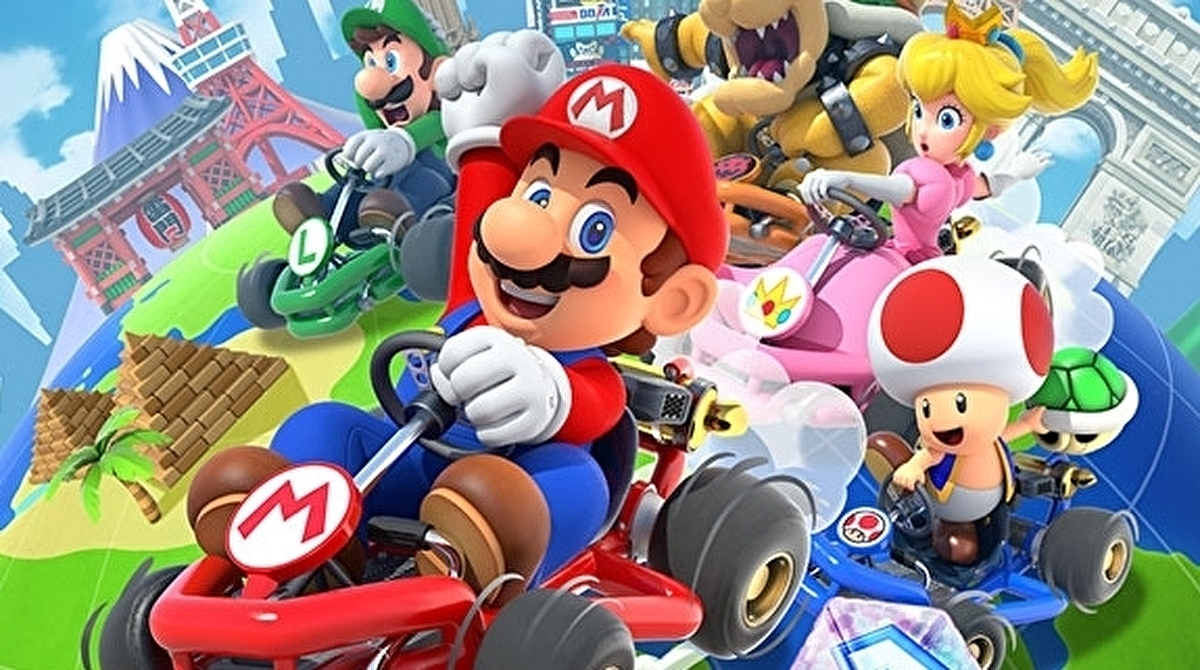 Mario Kart Tour Character List All Racers Listed And How To Unlock New Characters Explained Eurogamer Net