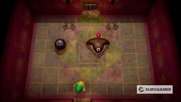 Zelda Link S Awakening Face Shrine Dungeon Explained