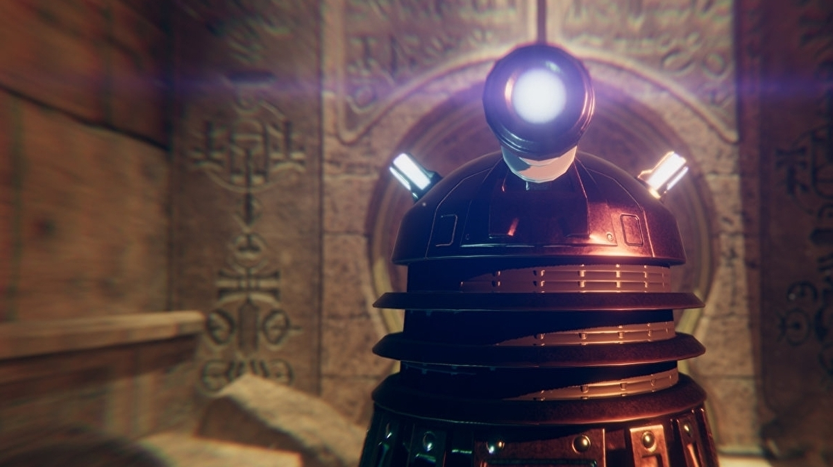 There's murky mysteries aplenty in Doctor Who: The Edge of Time