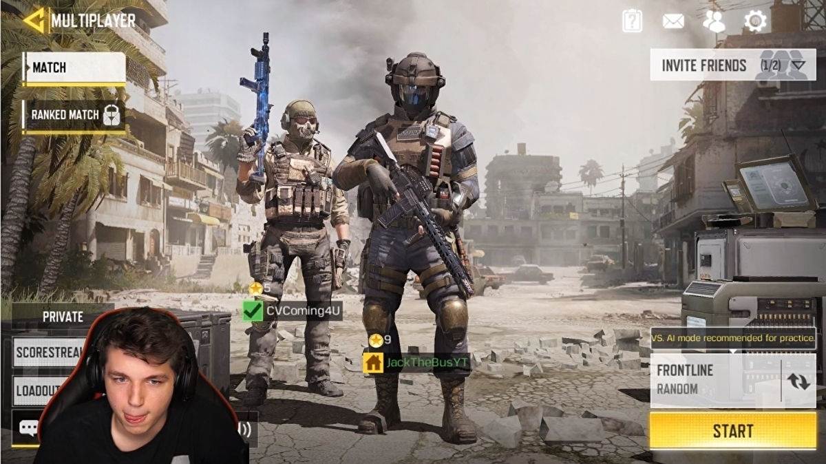 Call of Duty Mobile is out now - and yes, people are playing on PC with mouse and keyboard
