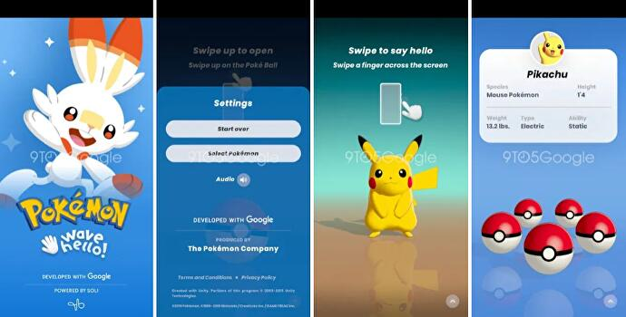 Pokemon app
