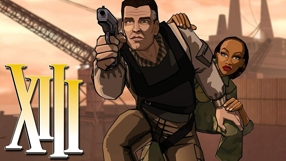 Cult shooter XIII returns to GOG