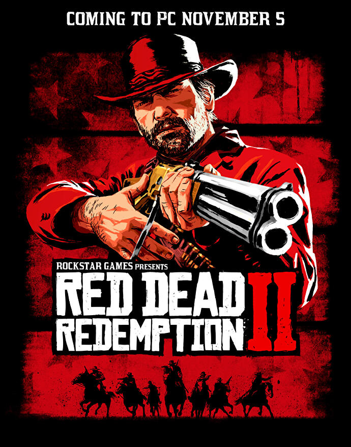 Real oficial: RED DEAD REDEMPTION CHEGA AO PC-03