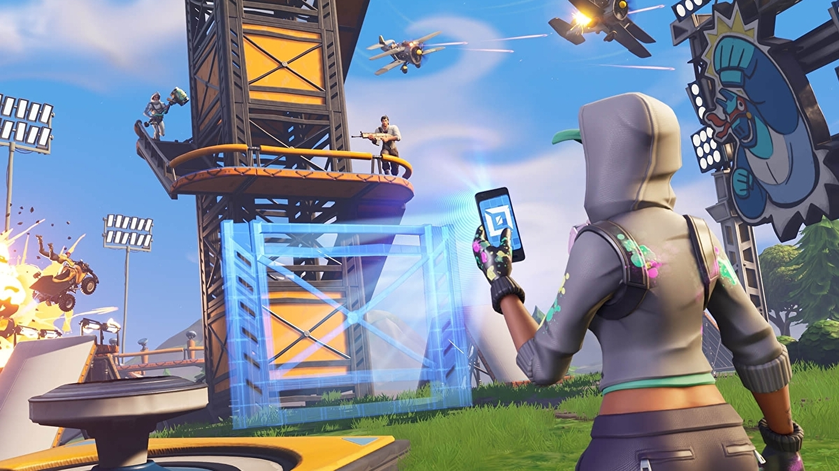 "New legal challenge accuses Epic of ""knowingly"" creating the ""very, very addictive game"", Fortnite"