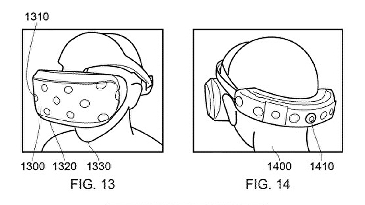 Sony patent points to next-gen PlayStation VR