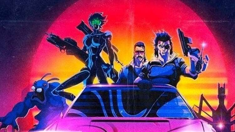 far cry 3 blood dragon gameplay