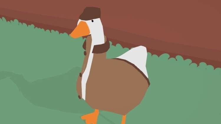 This fan-made character creator for Untitled Goose Game lets the ...