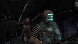 Dead Space e Tiger Woods PGA Tour legati dalla figura di Isa