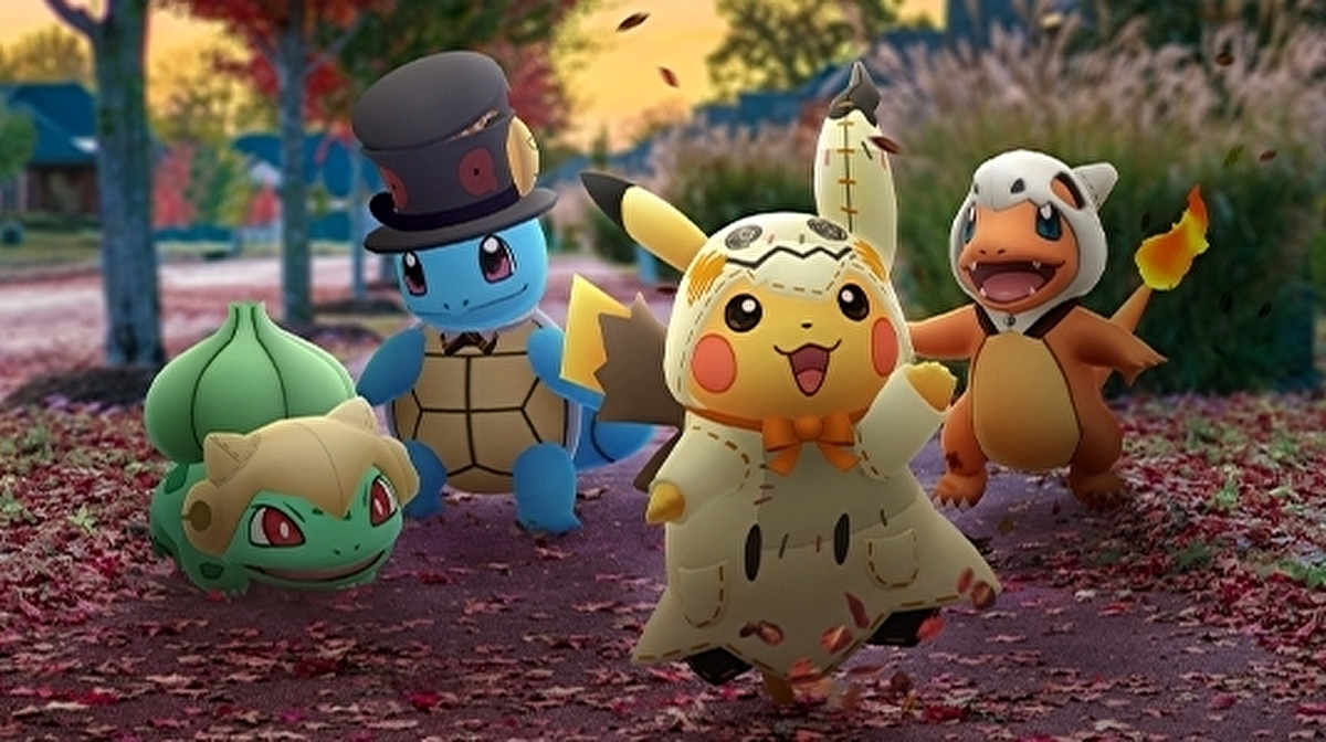Pogo Halloween Event 2020 Pokémon Go Halloween event start date and time   release of Yamask