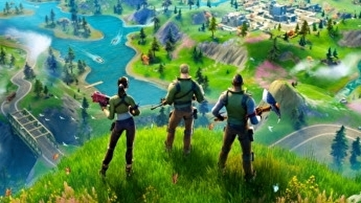 Fortnite Chapter 2 Battle Pass Skins Including Journey Vs Hazard Rippley Vs Sludge Remedy Vs Toxin And Tier 100 Fusion Eurogamer Net
