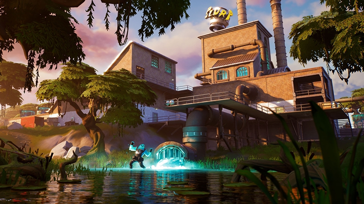 Fortnite Chapter 2 overhauls the game's map, mechanics, items and more