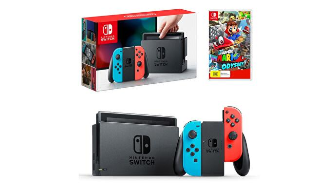 Nintendo Switch Deals Christmas 2019.Nintendo Switch Black Friday 2019 The Best Deals On