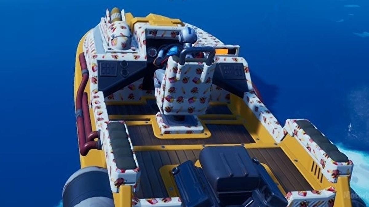 Fortnite Boat Locations Where To Find Boats And How They
