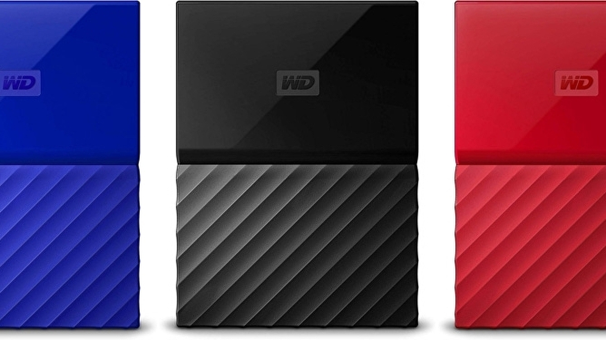 Upgrade your PS4 or Xbox One with a discounted WD portable hard drive
